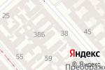 Схема проезда до компании Dil Hane в Одессе