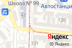 Схема проезда до компании Креатив в Одессе
