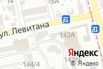 Схема проезда до компании Золотое руно, МП в Одессе