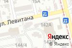 Схема проезда до компании Лечебно-оздоровительный центр Евминова в Одессе