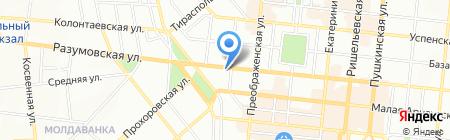 Оконный престиж на карте Одессы