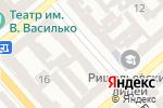 Схема проезда до компании Grinder в Одессе