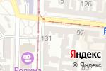 Схема проезда до компании Центр морских, береговых исследований и консалтинга в Одессе