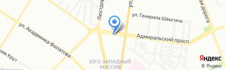 Navistar на карте Одессы