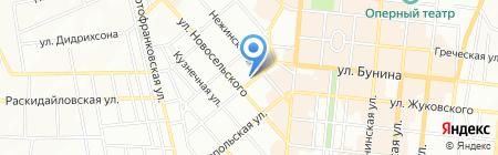 R.A.I.V. на карте Одессы