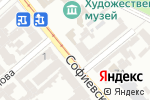 Схема проезда до компании CARVELLI в Одессе