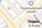 Схема проезда до компании Profforma в Одессе