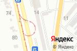 Схема проезда до компании Світанок в Одессе