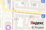 Схема проезда до компании Очкарик в Одессе