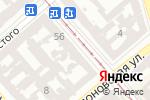 Схема проезда до компании Travel Professional Agency в Одессе