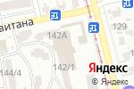 Схема проезда до компании Хищник в Одессе