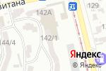 Схема проезда до компании Кубера в Одессе