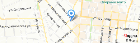 Стиль Плюс на карте Одессы