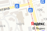 Схема проезда до компании Vik-mebli в Одессе