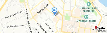 Device на карте Одессы