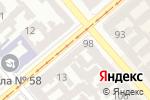 Схема проезда до компании Імідж в Одессе