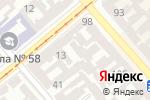 Схема проезда до компании Альбатрос в Одессе