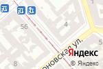 Схема проезда до компании Мануела в Одессе