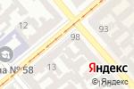 Схема проезда до компании Студия красоты Евгении Богдан в Одессе