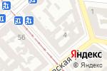Схема проезда до компании LT-service в Одессе