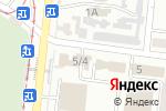 Схема проезда до компании Кимс в Одессе
