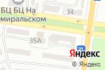 Схема проезда до компании Тамада в Одессе