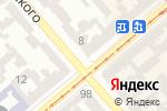 Схема проезда до компании Asna Travel в Одессе