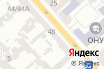 Схема проезда до компании Chicgift.com.ua в Одессе