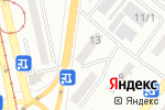 Схема проезда до компании Ликом в Одессе