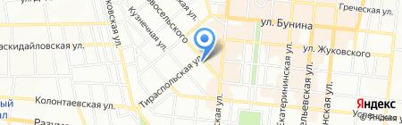Імідж на карте Одессы