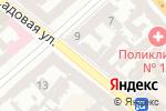 Схема проезда до компании Мягкое золото в Одессе