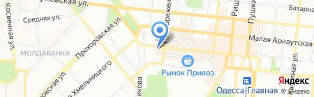 Mobilin на карте Одессы