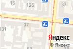 Схема проезда до компании Магазин оптики в Одессе