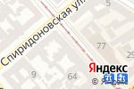 Схема проезда до компании Асуан в Одессе