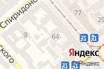 Схема проезда до компании Sun Cafe в Одессе
