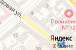 Схема проезда до компании Клокмастер в Одессе