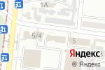 Схема проезда до компании СофтКомп в Одессе