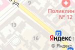Схема проезда до компании Світ тканин в Одессе