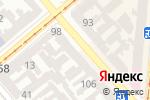 Схема проезда до компании Модная ЛЯЛЯ в Одессе