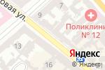 Схема проезда до компании Карл Цейсс в Одессе