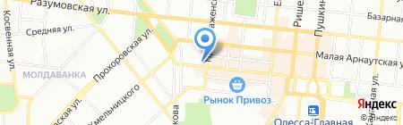 Farmacia на карте Одессы