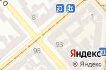 Схема проезда до компании Венета Систем в Одессе
