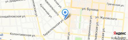 Wizard на карте Одессы