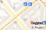 Схема проезда до компании Банкомат, КБ ПриватБанк, ПАО в Одессе