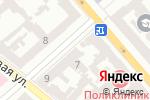 Схема проезда до компании Юридический совет в Одессе