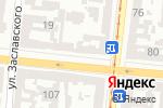 Схема проезда до компании Зоомагазин в Одессе