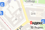 Схема проезда до компании MegaBit в Одессе