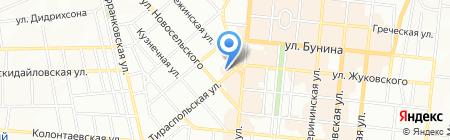 36.5 на карте Одессы