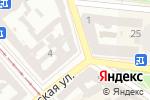 Схема проезда до компании Цветкоff в Одессе