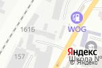 Схема проезда до компании Карэкс Групп, ЧП в Одессе
